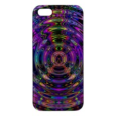 Color In The Round Apple Iphone 5 Premium Hardshell Case