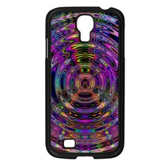 Color In The Round Samsung Galaxy S4 I9500/ I9505 Case (black)
