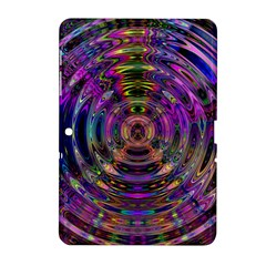 Color In The Round Samsung Galaxy Tab 2 (10 1 ) P5100 Hardshell Case