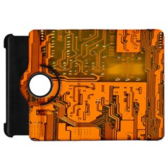 Circuit Board Pattern Kindle Fire Hd 7