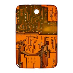 Circuit Board Pattern Samsung Galaxy Note 8 0 N5100 Hardshell Case
