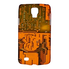 Circuit Board Pattern Galaxy S4 Active