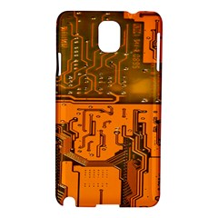 Circuit Board Pattern Samsung Galaxy Note 3 N9005 Hardshell Case