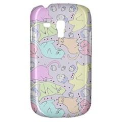 Cat Animal Pet Pattern Galaxy S3 Mini