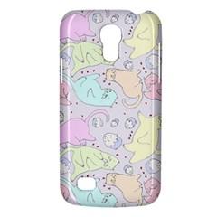 Cat Animal Pet Pattern Galaxy S4 Mini