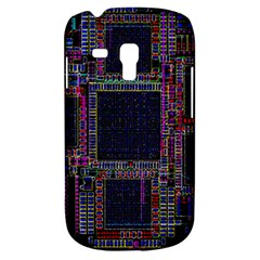 Cad Technology Circuit Board Layout Pattern Galaxy S3 Mini