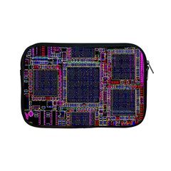 Cad Technology Circuit Board Layout Pattern Apple Ipad Mini Zipper Cases