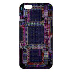 Cad Technology Circuit Board Layout Pattern Iphone 6 Plus/6s Plus Tpu Case