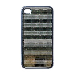 Building Pattern Apple Iphone 4 Case (black)