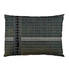 Building Pattern Pillow Case (two Sides)