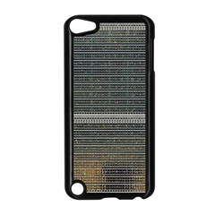 Building Pattern Apple Ipod Touch 5 Case (black)
