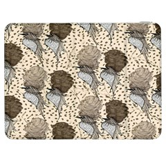 Bouffant Birds Samsung Galaxy Tab 7  P1000 Flip Case