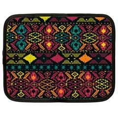 Bohemian Patterns Tribal Netbook Case (large)