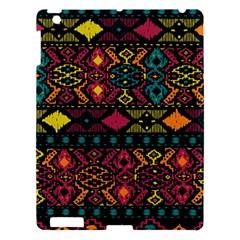 Bohemian Patterns Tribal Apple Ipad 3/4 Hardshell Case