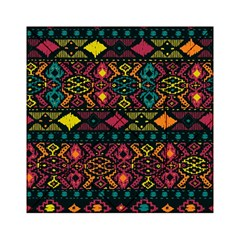 Bohemian Patterns Tribal Acrylic Tangram Puzzle (6  X 6 )