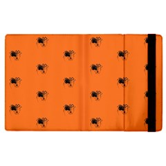 Funny Halloween   Spider Pattern Apple Ipad Pro 9 7   Flip Case