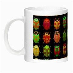 Beetles Insects Bugs Night Luminous Mugs