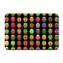 Beetles Insects Bugs Small Doormat