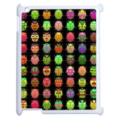 Beetles Insects Bugs Apple Ipad 2 Case (white)