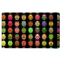 Beetles Insects Bugs Apple Ipad 2 Flip Case