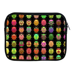Beetles Insects Bugs Apple Ipad 2/3/4 Zipper Cases