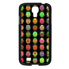 Beetles Insects Bugs Samsung Galaxy S4 I9500/ I9505 Case (black)