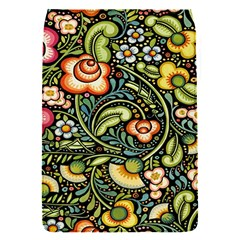 Bohemia Floral Pattern Flap Covers (s)
