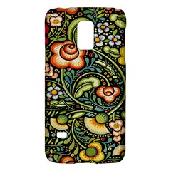 Bohemia Floral Pattern Galaxy S5 Mini