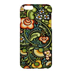 Bohemia Floral Pattern Apple Iphone 6 Plus/6s Plus Hardshell Case