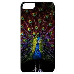 Beautiful Peacock Feather Apple Iphone 5 Classic Hardshell Case