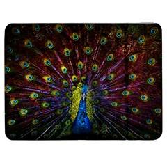 Beautiful Peacock Feather Samsung Galaxy Tab 7  P1000 Flip Case