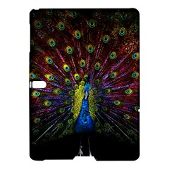 Beautiful Peacock Feather Samsung Galaxy Tab S (10 5 ) Hardshell Case