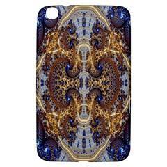 Baroque Fractal Pattern Samsung Galaxy Tab 3 (8 ) T3100 Hardshell Case