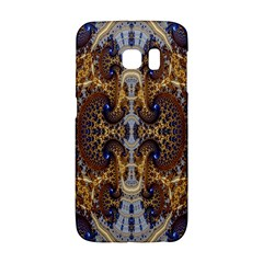 Baroque Fractal Pattern Galaxy S6 Edge