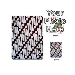 Batik Art Patterns Playing Cards 54 (mini)