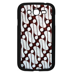 Batik Art Patterns Samsung Galaxy Grand Duos I9082 Case (black)