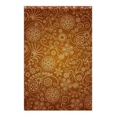 Batik Art Pattern Shower Curtain 48  X 72  (small)
