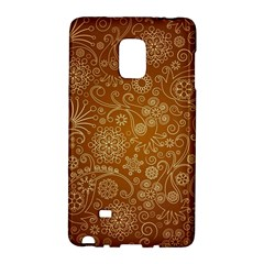 Batik Art Pattern Galaxy Note Edge