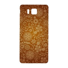 Batik Art Pattern Samsung Galaxy Alpha Hardshell Back Case