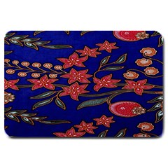 Batik  Fabric Large Doormat