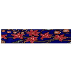 Batik  Fabric Flano Scarf (small)