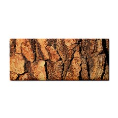 Bark Texture Wood Large Rough Red Wood Outside California Cosmetic Storage Cases