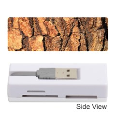 Bark Texture Wood Large Rough Red Wood Outside California Memory Card Reader (stick)