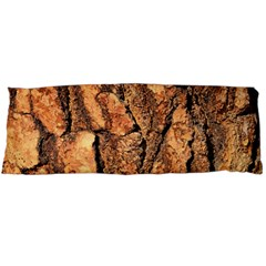 Bark Texture Wood Large Rough Red Wood Outside California Body Pillow Case Dakimakura (two Sides)