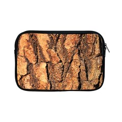 Bark Texture Wood Large Rough Red Wood Outside California Apple Ipad Mini Zipper Cases