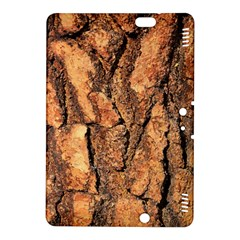 Bark Texture Wood Large Rough Red Wood Outside California Kindle Fire Hdx 8 9  Hardshell Case