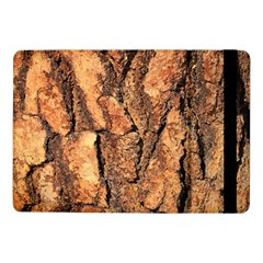 Bark Texture Wood Large Rough Red Wood Outside California Samsung Galaxy Tab Pro 10 1  Flip Case