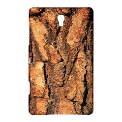 Bark Texture Wood Large Rough Red Wood Outside California Samsung Galaxy Tab S (8 4 ) Hardshell Case