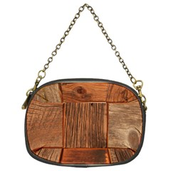 Barnwood Unfinished Chain Purses (two Sides)