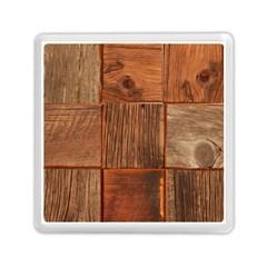 Barnwood Unfinished Memory Card Reader (square)
